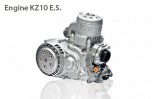 Engine KZ10 E.S.